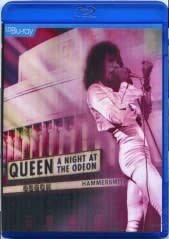 QUEEN, A NIGHT AT THE ODEON, BLU-RAY