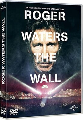 ROGER WATERS, WALL (2015), DVD