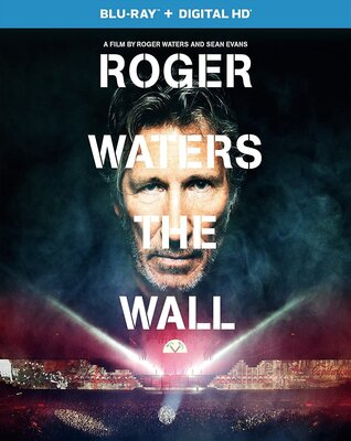 WATERS, ROGER , WALL (2015), BLU-RAY