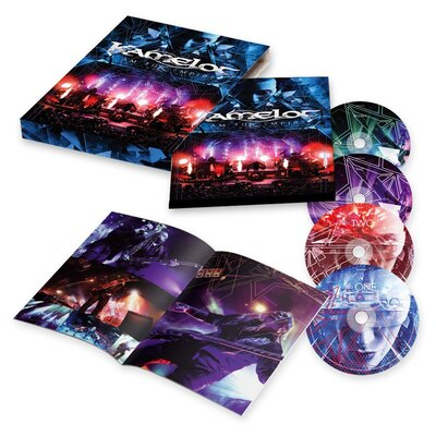 KAMELOT, I AM THE EMPIRE - LIVE FROM THE 013, 4CD