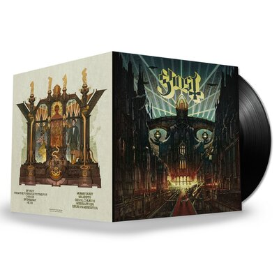 GHOST, MELIORA, Vinyl LP