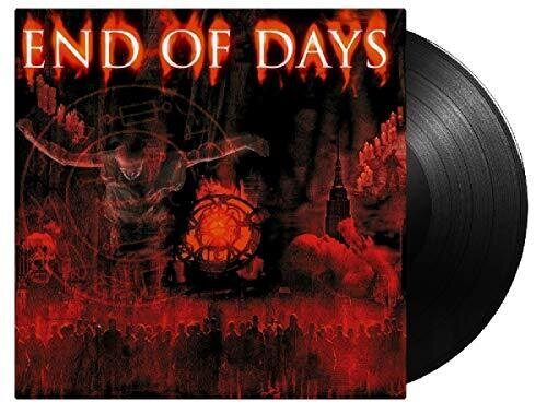 END OF DAYS, End of Days, VINYL LP
