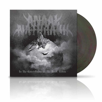 ANAAL NATHRAKH, In the Constellation of the Black Widow, Vinyl LP