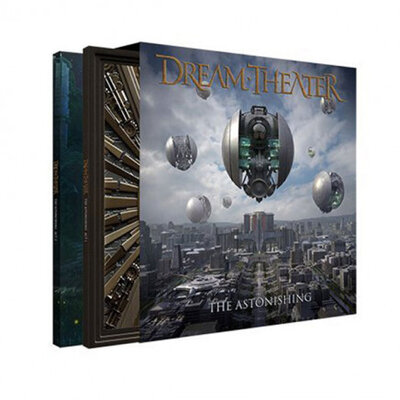 DREAM THEATER, ASTONISHING BOX LTD., Vinyl LP