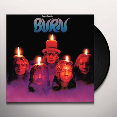 DEEP PURPLE, BURN, HQ., Vinyl LP