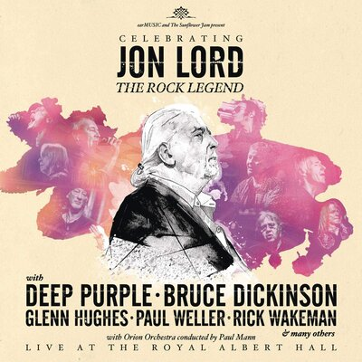 DEEP PURPLE, CELEBRATING JON LORD VOL 1, COLL. ED., Vinyl+BLU RAY