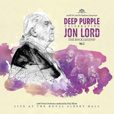 DEEP PURPLE, CELEBRATING JON LORD VOL 2, COLL. ED., 2LP+BLU RAY