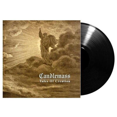 CANDLEMASS, TALES OF CREATION, HQ., Vinyl LP