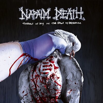 NAPALM DEATH, Throes of Joy In the Jaws of Defeatism, CD