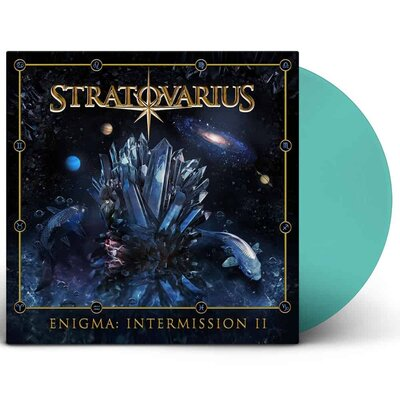 STRATOVARIUS, ENIGMA: INTERMISSION 2 LTD., VINYL LP
