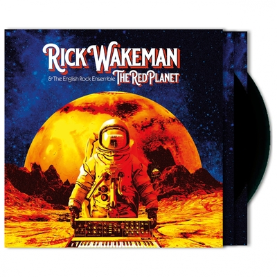RICK WAKEMAN, THE RED PLANET, Vinyl LP