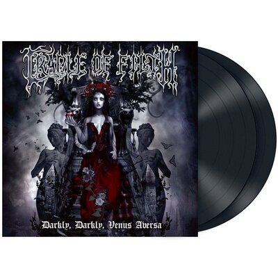 CRADLE OF FILTH, DARKLY DARKLY.., Vinyl LP