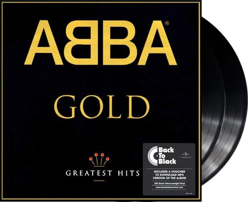 ABBA, GOLD, HQ., Vinyl LP