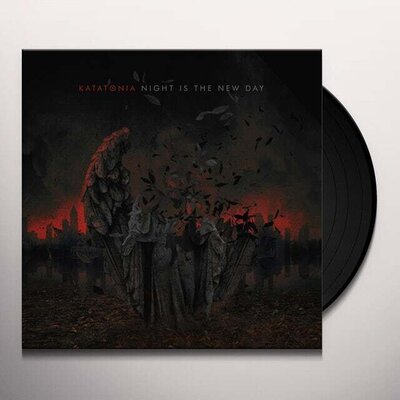 KATATONIA, NIGHT IS THE NEW DAY HQ, Vinyl LP