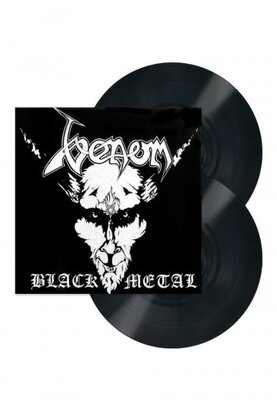 VENOM, BLACK METAL, Vinyl LP