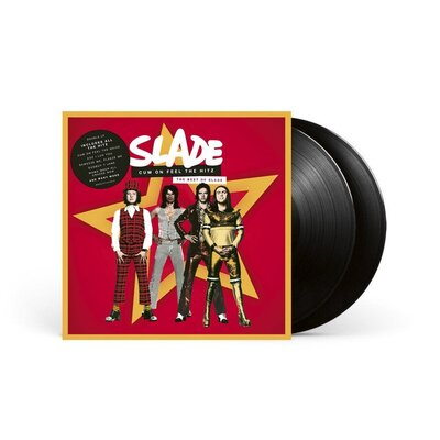 SLADE, Cum On Feel the Hitz - the Best of Slade, Vinyl LP