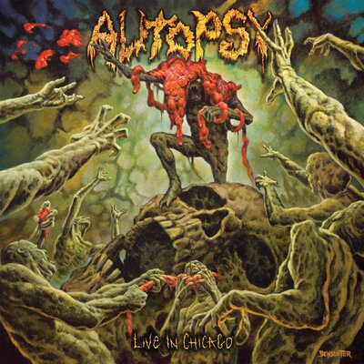 AUTOPSY, LIVE IN CHICAGO, CD