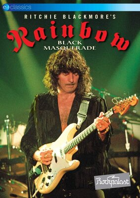 RAINBOW, BLACK MASQUERADE, DVD