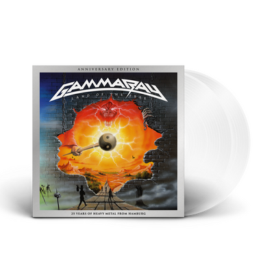 GAMMA RAY, Land Of The Free, Ltd.RSD, Vinyl LP