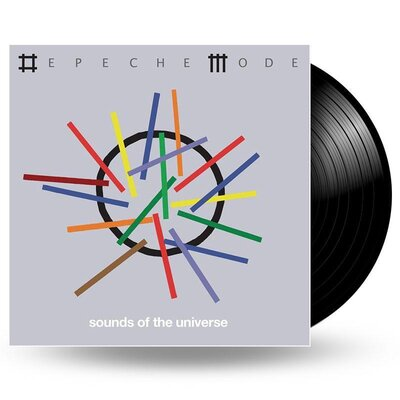 DEPECHE MODE, SOUNDS OF THE UNIVERSE, Vinyl LP