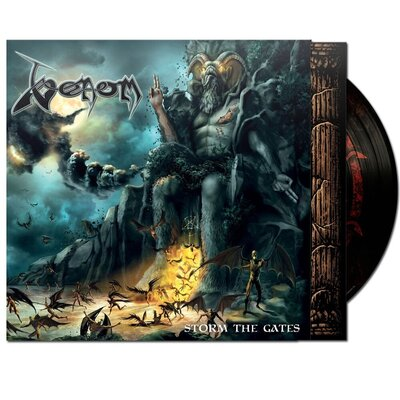 VENOM, STORM THE GATES, LTD., Vinyl LP