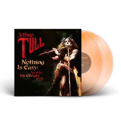 JETHRO TULL, Nothing Is Easy, Ltd. RSD, Vinyl LP