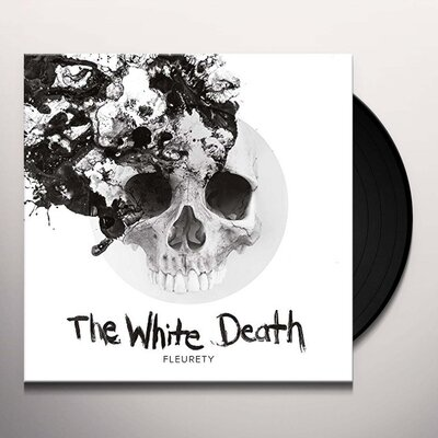 FLEURETY, WHITE DEATH, HQ/GATEFOLD, Vinyl LP