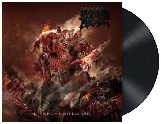MORBID ANGEL, KINGDOMS DISDAINED, Vinyl LP