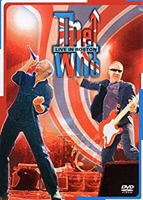 WHO, LIVE IN BOSTON, DVD