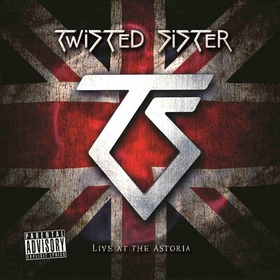 TWISTED SISTER, LIVE AT THE ASTORIA, 2CD