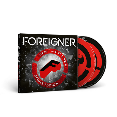 FOREIGNER, Can't Slow Down, Deluxe Edition, 2CD