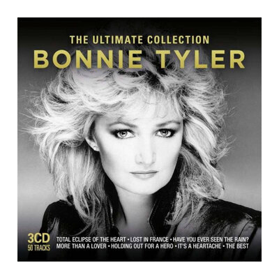 BONNIE TYLER, ULTIMATE COLLECTION, 3CD