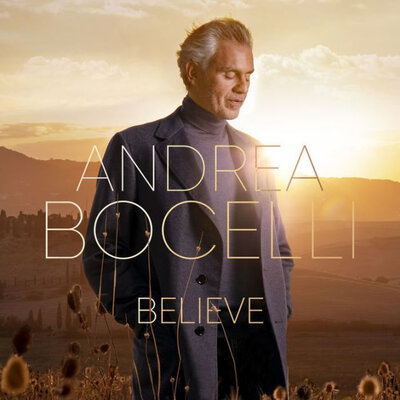 ANDREA BOCELLI, Believe, CD