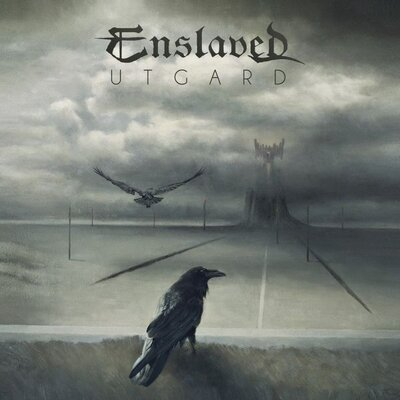 ENSLAVED, UTGARD, CD