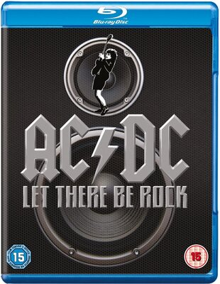 AC/DC, LET THERE BE ROCK, BLURAY
