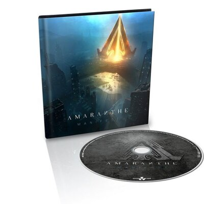 AMARANTHE, MANIFEST LTD., CD