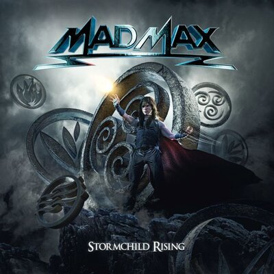 MAD MAX, Stormchild Rising, CD