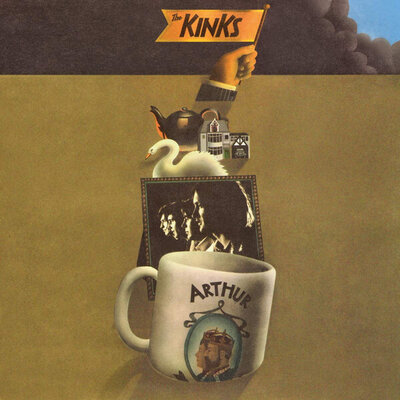 KINKS, ARTHUR OR THE.., REMASTER, 2CD