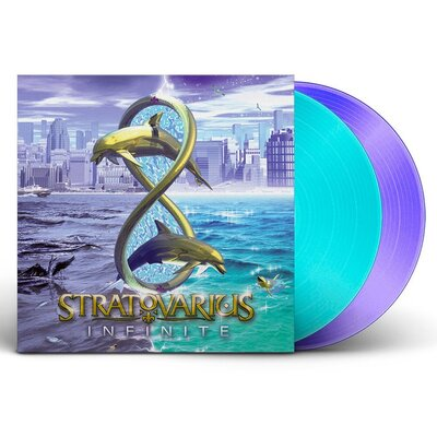 STRATOVARIUS, INFINITE, LTD. RSD, Vinyl LP