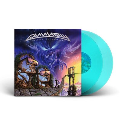 GAMMA RAY, Heading For Tomorrow, LTD. RSD, Vinyl LP
