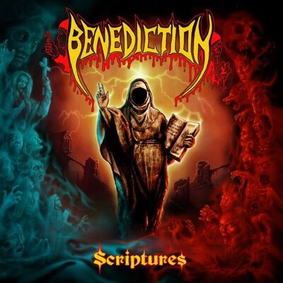 BENEDICTION, SCRIPTURES, CD
