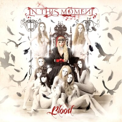 IN THIS MOMENT, BLOOD, CD