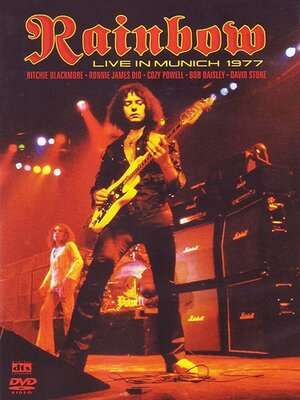 RAINBOW, Live In Munich 1977, DVD