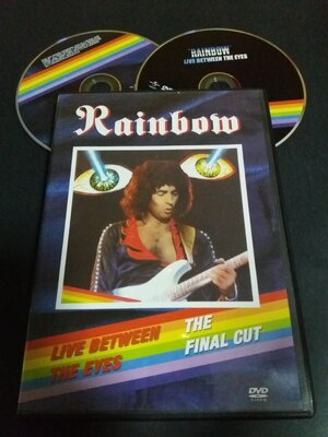 RAINBOW, THE FINAL CUT, 2DVD