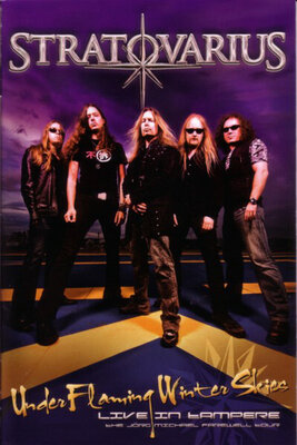 STRATOVARIUS, UNDER FLAMING WINTER SKIES, DVD