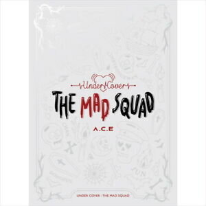 A.C.E., UNDER COVER : THE MAD.., CD
