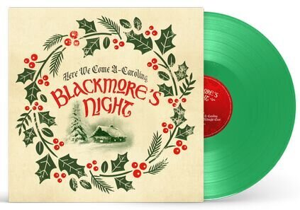 BLACKMORE'S NIGHT, Here We Come A-Caroling LTD., Vinyl LP