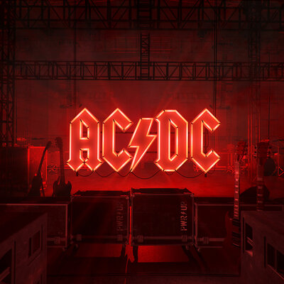 AC/DC, POWER UP (LICENSED), CD