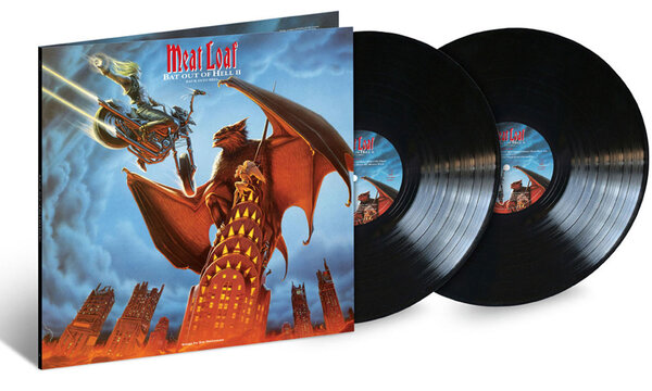 MEAT LOAF, Bat Out of Hell Ii / Back Into Hell, Vinyl LP