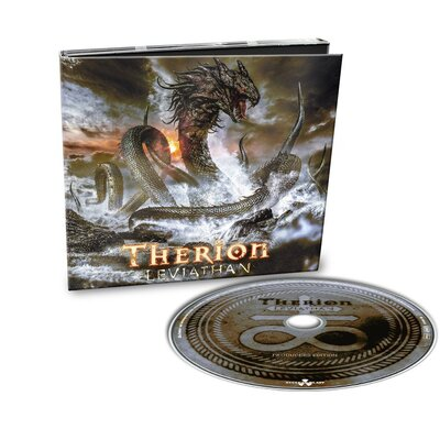 THERION, LEVIATHAN, LTD, CD